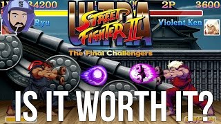 Ultra Street Fighter II Nintendo Switch - Is It Worth It?   RGT 85 Preview