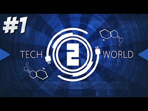 Tech World 2 - Ep.1 - A New FTB Mod Pack!! [Minecraft 1.6.4]