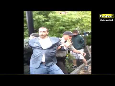 Framed By Feds - Arrest Footage of Adam Kokesh (Political Prisoner)