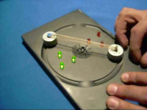 Experimentos de Física : MINI GENERADOR DE CORRIENTE CONTINUA -- www.tallerdefisica.tk Music Videos