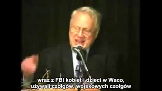 Ted Gunderson - The Great Conspiracy Exposed PL.avi