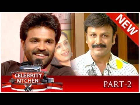 Celebrity Kitchen with Actors Nethran & Rajkamal - part 2 (20/07/2014)