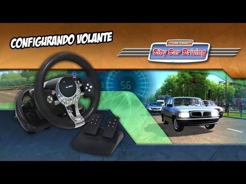 A PEDIDOS: Como configurar (instalar) o joystick volante no City Car Driving - Blog do Vaz