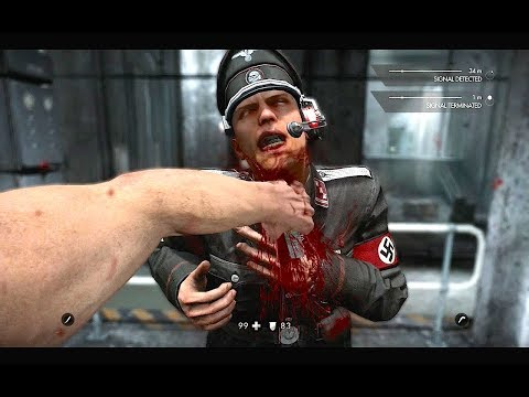Sly Gameplay - Wolfenstein The Old Blood Funny/Brutal Moments Compilation Vol.1