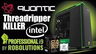 Threadripper Killer La PC mas Poderosa de MEXICO Quantic Robolutions - Droga Digital