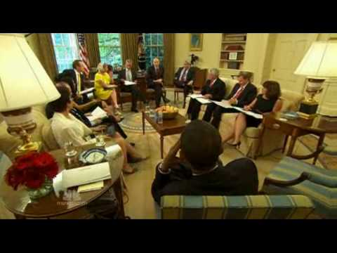 Inside the Obama White House Real World Entourage - Second Hour 01