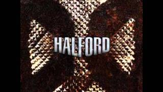 Watch Halford Golgotha video