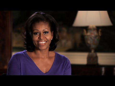First Lady Michelle Obama: It Takes One