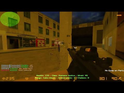 Loquendo Zombie Escape Counter Strike (PARTE 14)