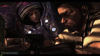 StarCraft 2: Wings of Liberty(Playthrough) - Hard Part 1 - Bloodceles Runs