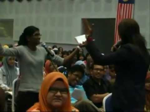 Listen, Let Me Speak (Forum Suara Mahasiswa Parody)