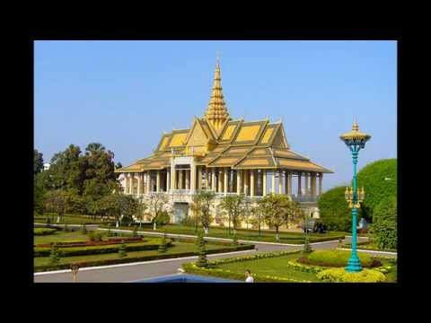 Travel  in cambodia 2014 - Angkor wat travel - sun sreypich tourism song