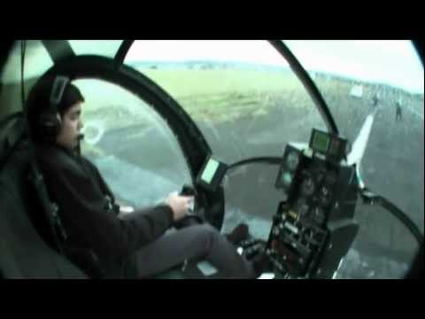 Youngest First Helicopter Solo Flights - Ollie Chadwick