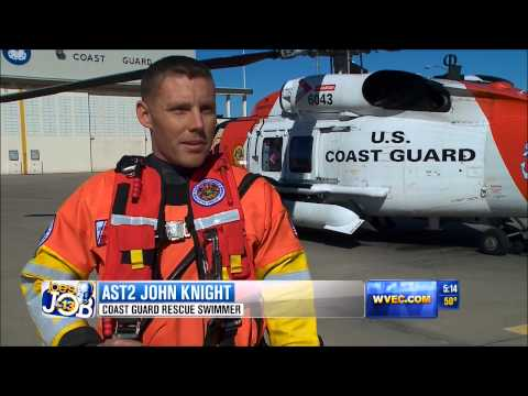 Joe's Job: Coast Guard Search and Rescue