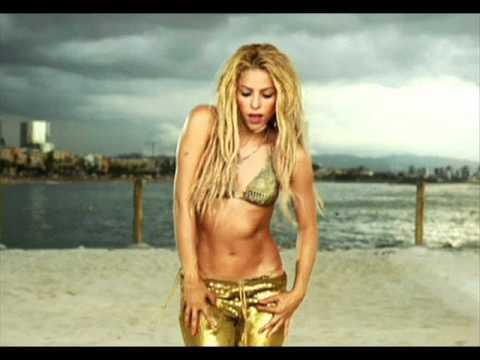 Shakira Ft Dizzee Rascal   Loca English Version video