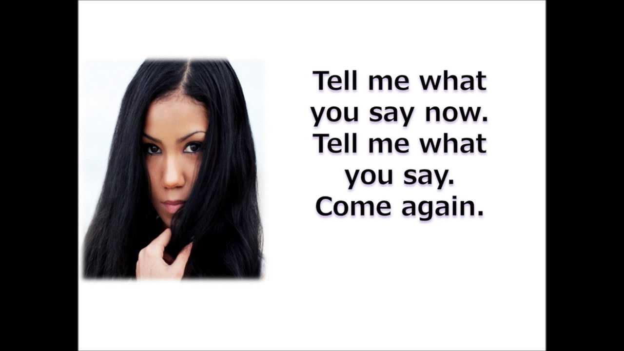 Jhene Aiko Lyrics The Worst Jhene Aiko- The Worst ...
