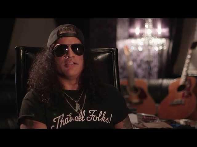 SLASH - Real to Reel, Part 8 - Slash & Company Talk About Success of Album Recording