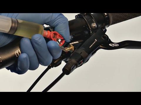Avid Elixir Disc Brake Bleed Procedure