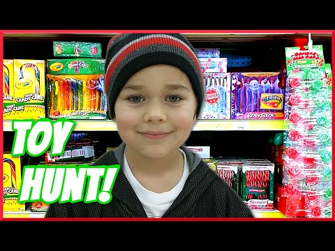 Toy Shopping Hunt - Lego, Shopkins, Skylanders, My Little Pony, Blind Bags And More video