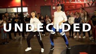 Chris Brown 34 Undecided 34 Matt Steffanina Bailey Sok Dance Choreography
