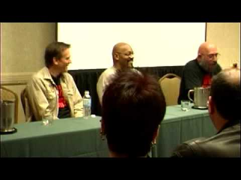 Devil's Rejects Panel w/ Bill Moseley, Sid Haig, Ken Foree - Part 4