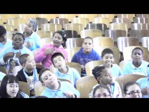Ps22 Chorus ho Hey The Lumineers video