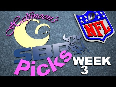 NFL Week 3 ATS SBR Pick for the 2017-2018 Football Season