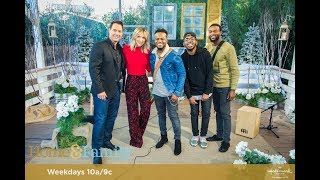 Travis Greene Performs  You waited on Hallmark's Home And Family