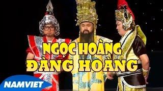 Video clip Hài Kịch Ngọc Hoàng Đàng Hoàng (Nhật Cường, Chí Tài, Hứa Minh Đạt) - LiveShow Nàng Tiên Ngổ Ngáo