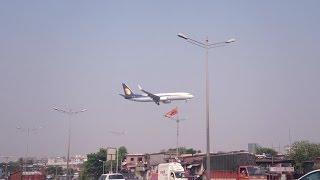 Back to Back Landing At Mumbai International Airport