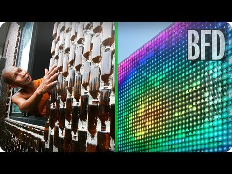 Hemp House and Other Incredible Green Buildings | Brain Food Daily | TakePart TV