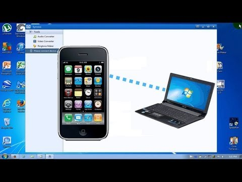 How to Transfer Music from iPhone to Computer for Free!!! with Syncios