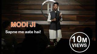 Modi Ji Sapne me aate hai -1   Shyam Rangeela   New Comedy 2018