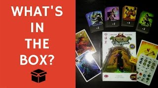 What's in the Box: Welcome to the Dungeon