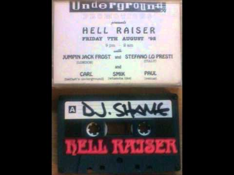 DJ Shame - Carl - Hellrasier 1 ( Un-Released 1992 ) PT2