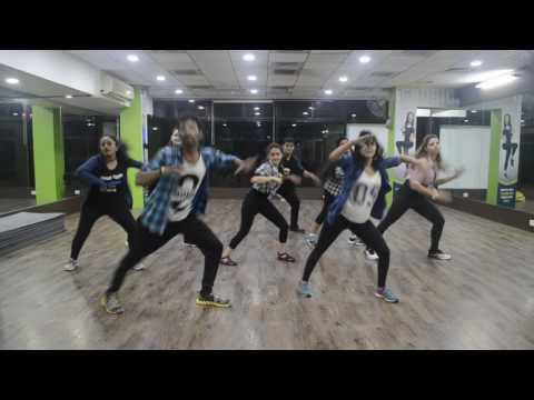 Hulara by J Star | Zumba Fitness Choreography | Bollywood | Chetan Agarwal