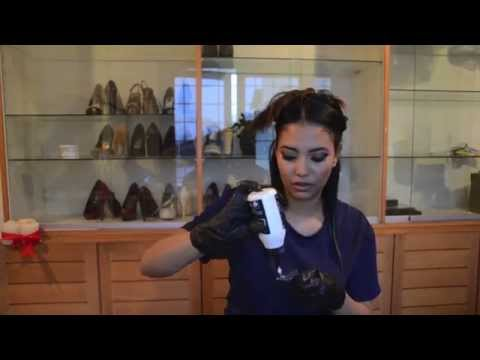 How to: Ombre Hair Tutorial - Loreal Wild Ombre Preference Kit