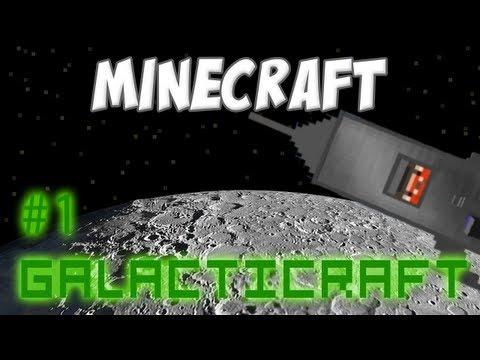 Minecraft Mods - Galacticraft - Lift Off! - YogLabs