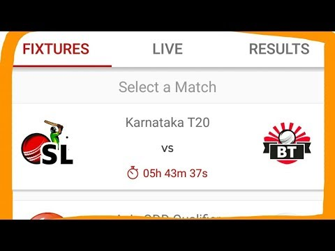SL VS BT T20 | KPL Match | How to win | Tips & Trick |