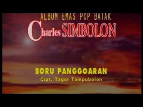 Charles Simbolon - Boru Panggoaran (Official Lyric Video)