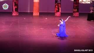 Bangla Blast 2013: Dekheche Ki Take Dance