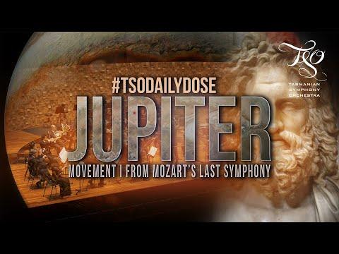 Thumbnail of Mozart: Symphony No.41, 'Jupiter', first movement