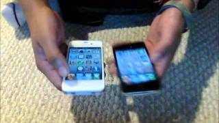 Iphone 4s Unboxing and Review