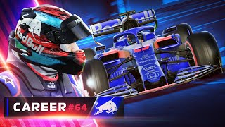 F1 2019 Career Mode Season 4: WE ARE BACKMARKERS