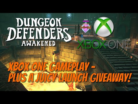 DDA Early XBOX One Gameplay & A Juicy Giveaway!