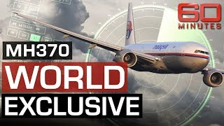 Exclusive access to MH370 wreckage the world has never seen   60 Minutes Australia