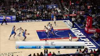Russell Westbrook's Top 10 Plays of the 2015-16 Season