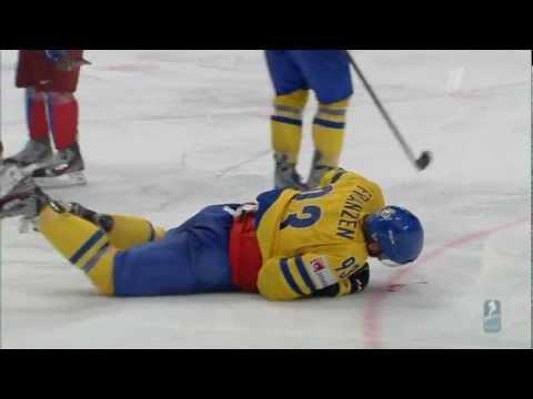 Обзор матча Россия - Швеция 7:3