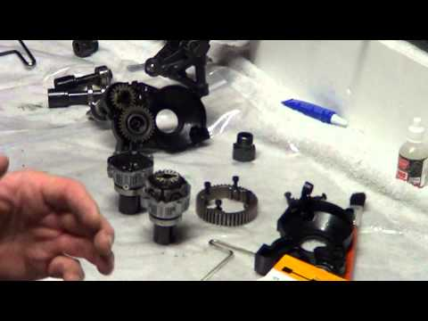 Hpi Baja Buggy Tips ,looking Inside The Diff Unit
