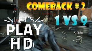| THE LAST OF US | Comeback # 2 | 1 vs 9 |
